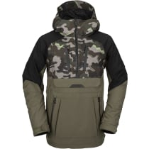 Buy Brighton Pullover Army