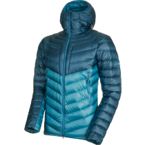 Buy Broad Peak IN Hooded Jacket Men Sapphire-Wing Teal