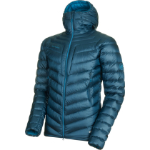 Buy Broad Peak IN Hooded Jacket Men Wing Teal-Sapphire