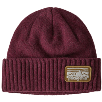 Buy Brodeo Beanie Fitz Roy Rambler: Chicory Red