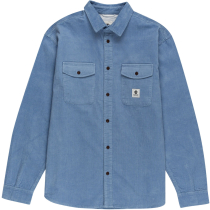 Buy Builder Ls Corduroy Faded Denim
