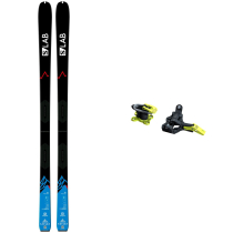 Achat Pack Rando S-Lab Minim Black/BL/RD