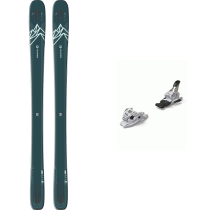 Achat Pack QST Lux 92 Blue Green/PL 2020