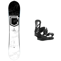 Buy Pack Snowboard Clash Black&White 2021