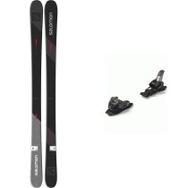 Achat Pack Tnt Black/Grey/Red 2021