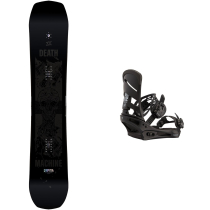 Acquisto Pack The Black Snowboard Of Death 2021