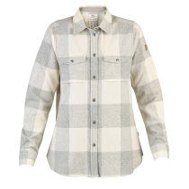 Acquisto Canada Shirt LS W Fog-Chalk White