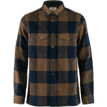 Kauf Canada Shirt M Chestnut-Dark Navy