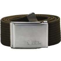 Achat Canvas Belt Dark Olive