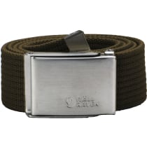 Compra Canvas Belt Dark Olive