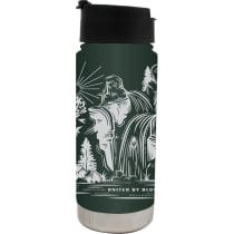 Kauf Canyon Falls 18Oz (511 ml) Stainless Steel Travel Bottle