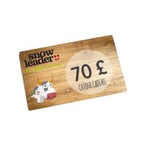 Buy 70£ Snowleader Gift Card