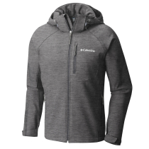 Compra Cascade Ridge II Softshell M Charcoal Heather