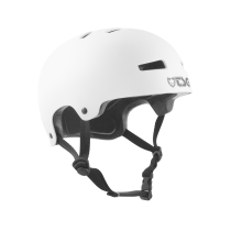 Achat Casque Evolution Youth Solid Color Satin Blanc