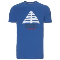 Buy Castelo Ss Tee M Snorkel Blue