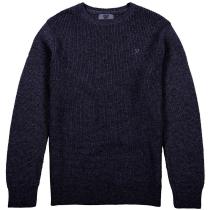 Acquisto Cavancha Upcycled Sweater Dark Naval