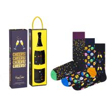Acquisto Celebration Socks Gift Set Noir 3 Pack
