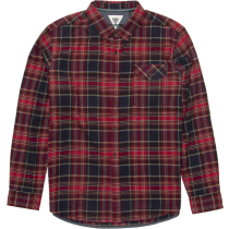 Buy Central Coast LS Flannel Red