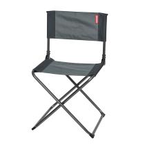 Compra Chaise Pliante Gris/Noir
