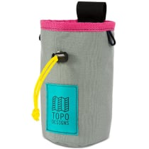 Kauf Chalk Bag Silver/Pink