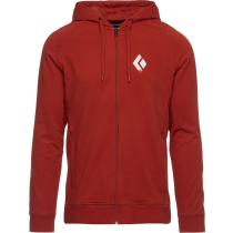 Buy Chalked Up Full Zip Hoody M Red Rock
