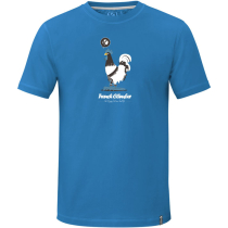 Kauf Chicken Tee Frenchy Blue
