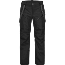 Buy Chute Pant Men True Black Solid