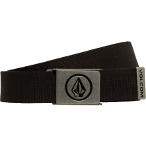 Buy Circle Web Belt Black
