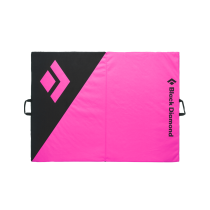 Kauf Circuit Crash Pad Black-Ultra Pink