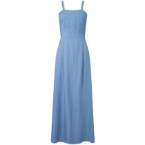Compra Clarisse Strappy Dress Blue