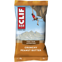 Buy Clif Bar - Crunchy Peanut Butter