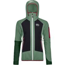 Buy Col Becchei Jacket W Green Isar