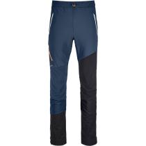 Buy Col Becchei Pants M Blue Lake