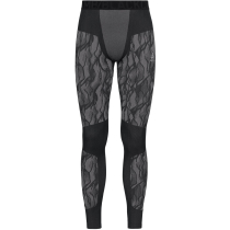 Kauf Collant Blackcomb Black/Odlo Steel Grey/Silver