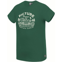 Buy Colter Tee M Forest Green