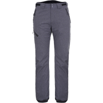 Buy Colton Ski Pant M Lead/Grey