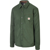 Buy Coltone Shirt M Wool Army Green