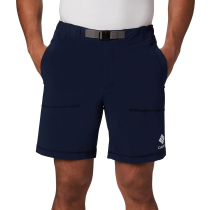 Achat Columbia Lodge Woven Short M Collegiate Navy