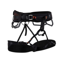 Buy Comfort Fast Adjust Harness Men Black-Safety Orange