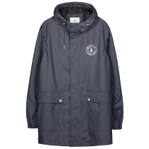Buy Company Rain Jacket Navy