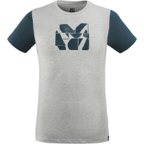 Achat Composite Logo TS SS M Heather Grey/Orion Blue