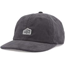 Buy Corduroy Cap Line Logo Ridge Patch/Forge Grey