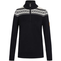 Achat Cortina Merino W Sweater Black / Off White