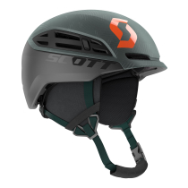 Compra Couloir Freeride Sombre Green/Pumpkin Orange