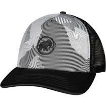 Buy Crag Cap Black White