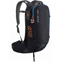 Compra Cross Rider 18 Avabag Set Black Raven
