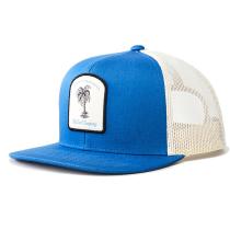 Kauf Custom Trucker Blue/White