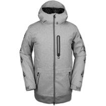 Compra D.S. Long Jacket Heather Grey