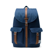 Kauf Dawson Navy/Tan Synthetic Leather