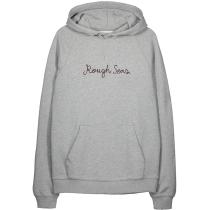 Achat Deckhand Hooded Sweatshirt Grey